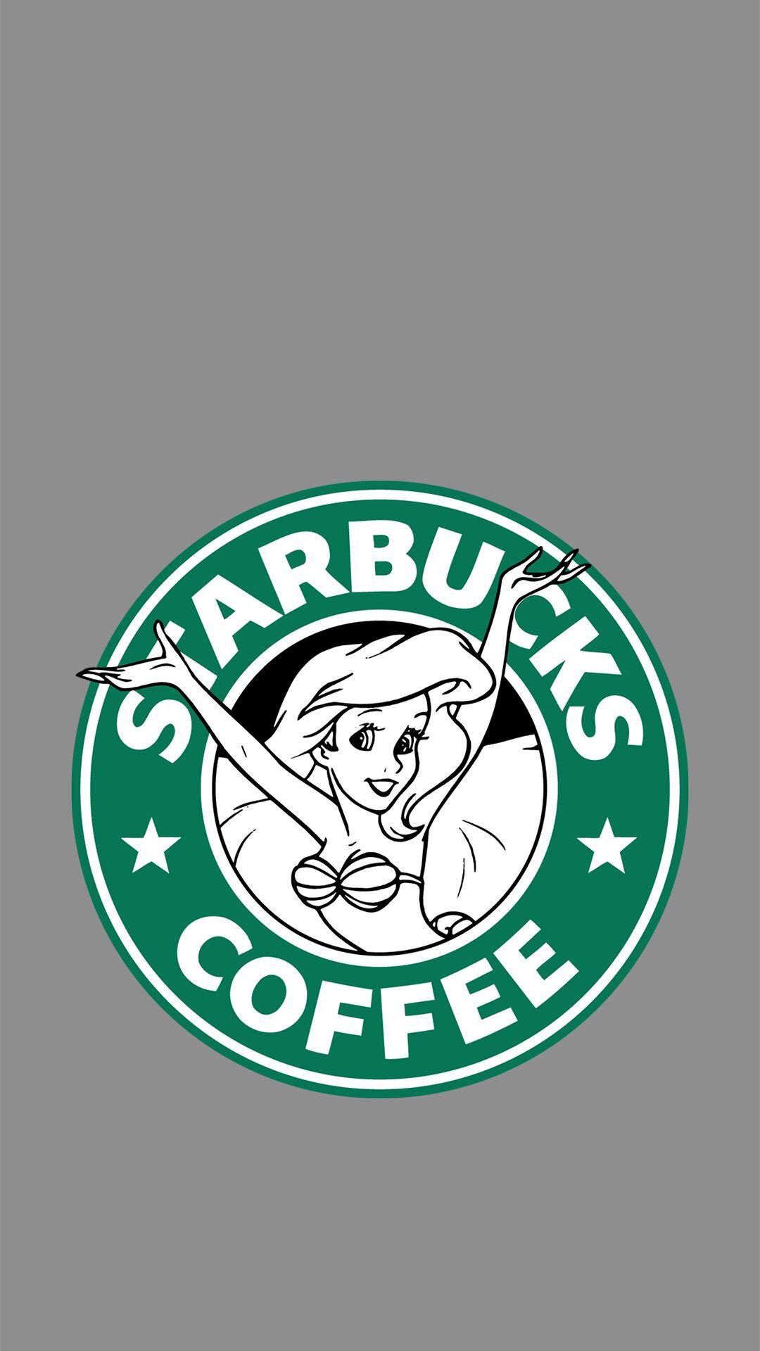 Starbucks Disney アリエル 壁紙 Iphone 壁紙 ディズニー