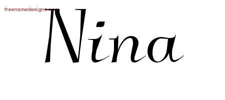 Image from http://www.freenamedesigns.com/girl-names/elegant-name-tattoo-designs/nina-name-design.jpg.