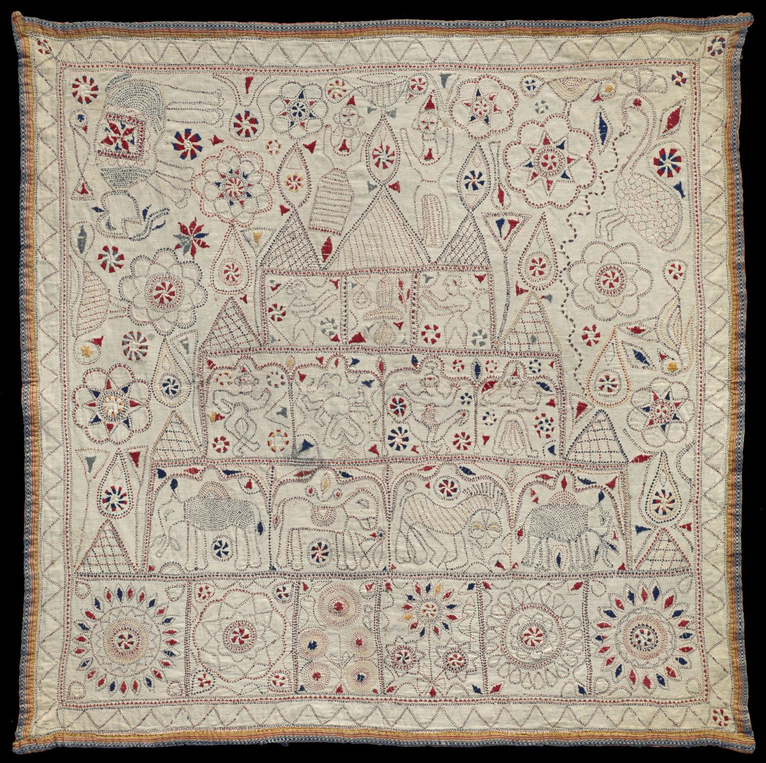 Philadelphia Museum of Art - Collections Object : Kantha ...