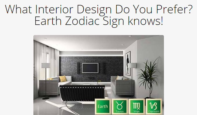 Astrology Interior Interior Design Design