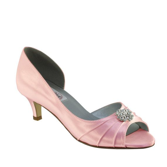 1000  images about Pink wedding shoes on Pinterest | Blush pink