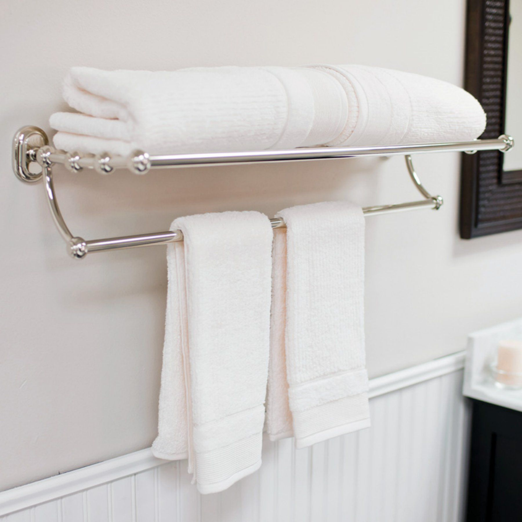 Water Creation Vintage Classic Bath Towel Rack - BA-0001-01 | Bath ...