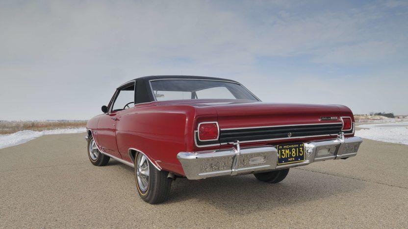 Pin On 1965 Malibu
