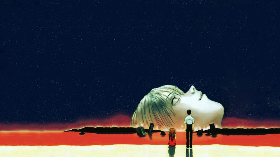 End Of Evangelion Wallpaper By Chr5d50 Neon Genesis