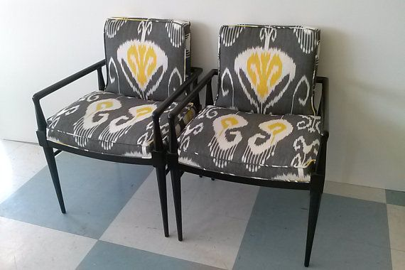 Pair Of Hollywood Regency Mid Century Modern By Floridamodern33405, $2800.00
