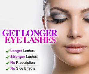 Cilea - Eye Lash Growth - Get Longer Eye Lashes!