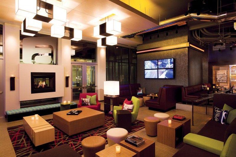 Starwood va deschide primul său hotel al brandului Aloft