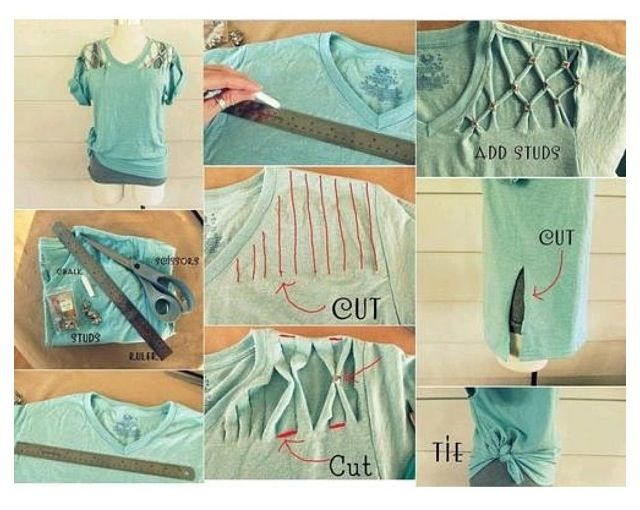 This nice top is easy to do and is perfect for this summer