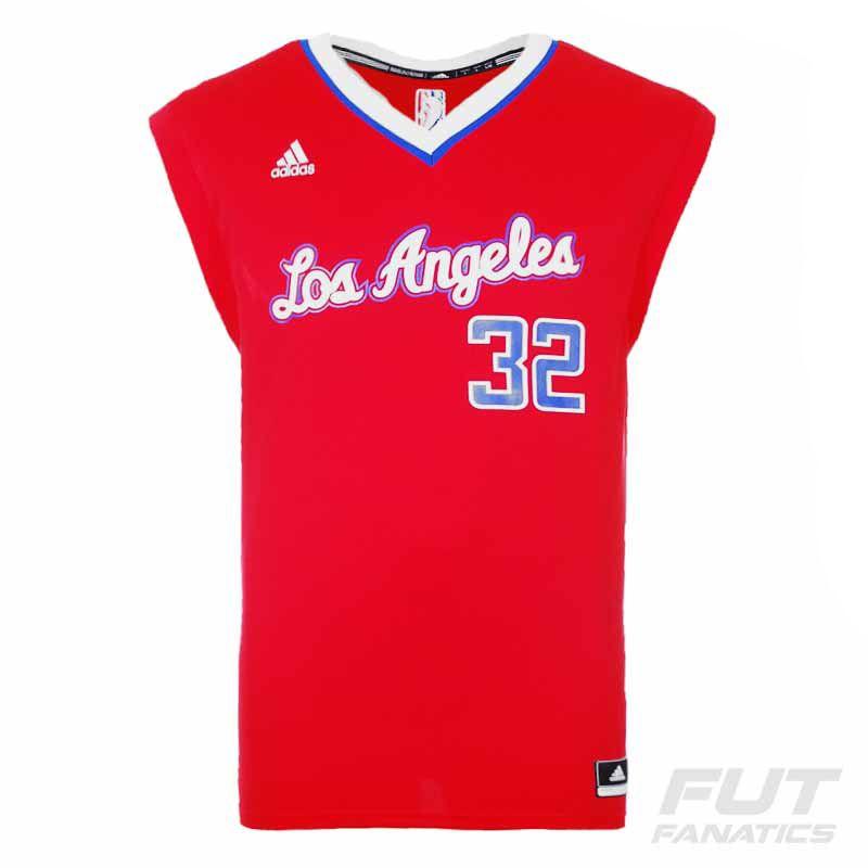 0c663da4f Regata Adidas NBA LA Clippers Road 2015 32 Griffin
