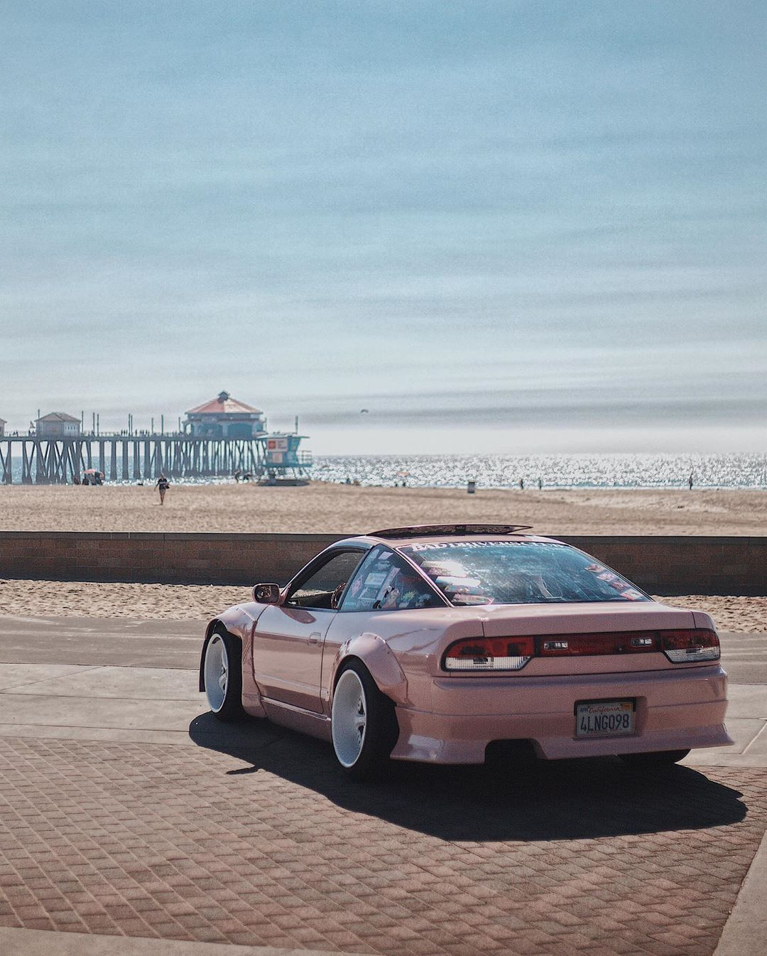 240sx W S15 Front End Japanese Cars Cool Cars Fast Cars
