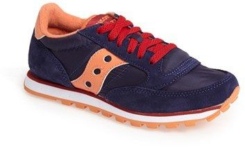 Saucony Jazz Low Pro BlueRed