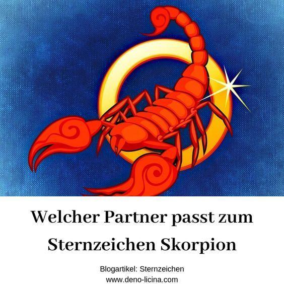 Welcher Partner passt zum Sternzeichen Skorpion