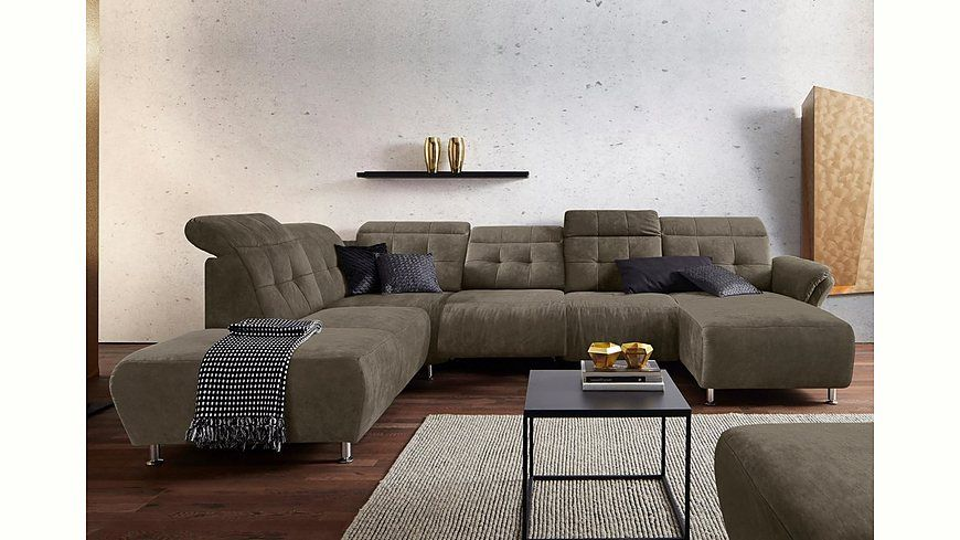 Places Of Style Wohnlandschaft Mit Elektrischer Relaxfunktion Jetzt Bestellen Unter Moebel