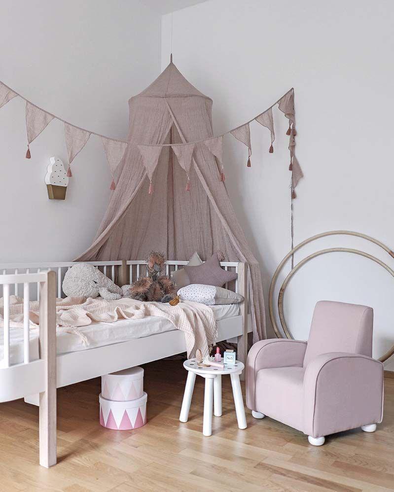 Jabadabado Babyzimmer Kinderzimmer Dekoration Rosa