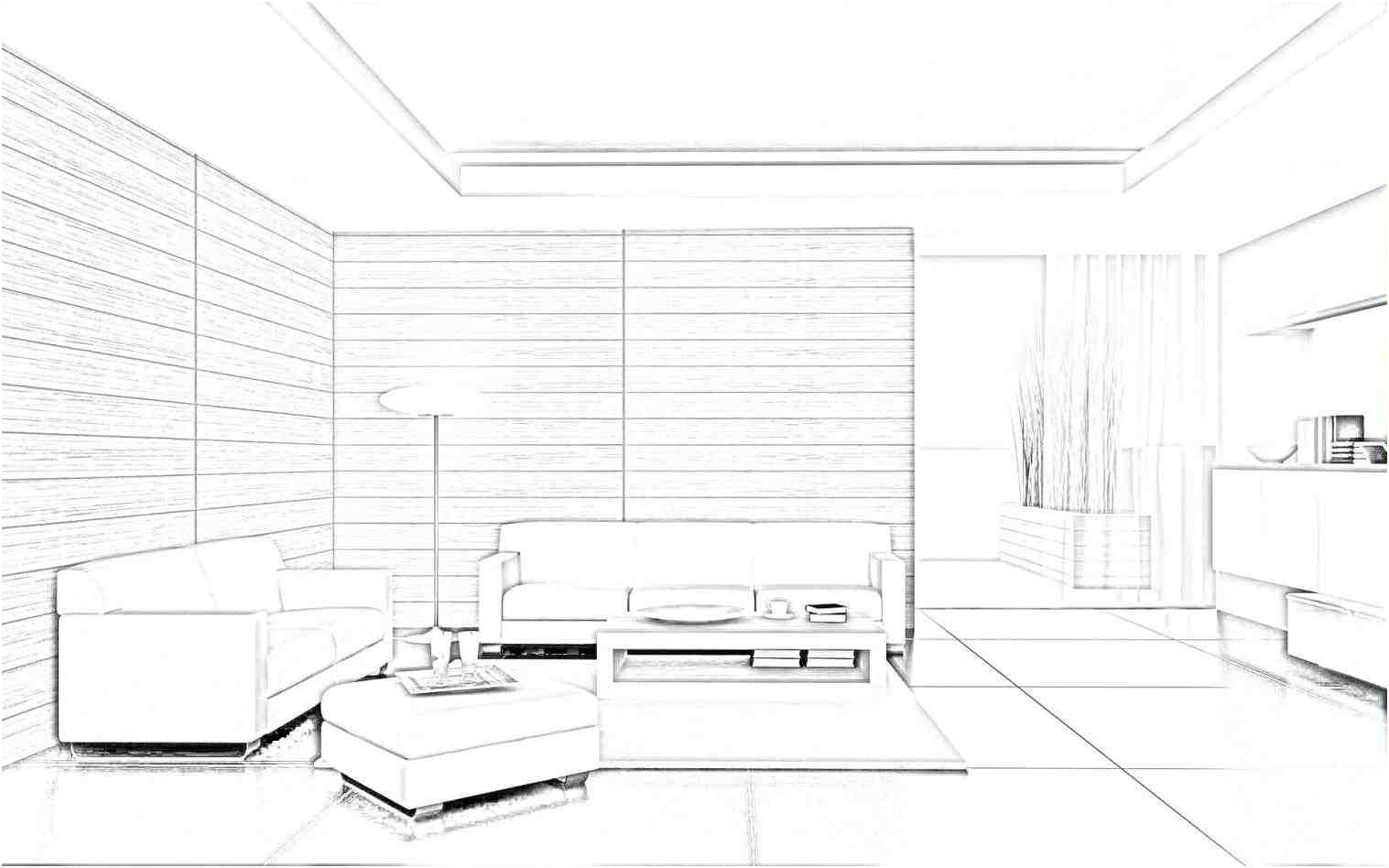 15 Quiet One Point Perspective Living Room Drawing Pics Mestyso