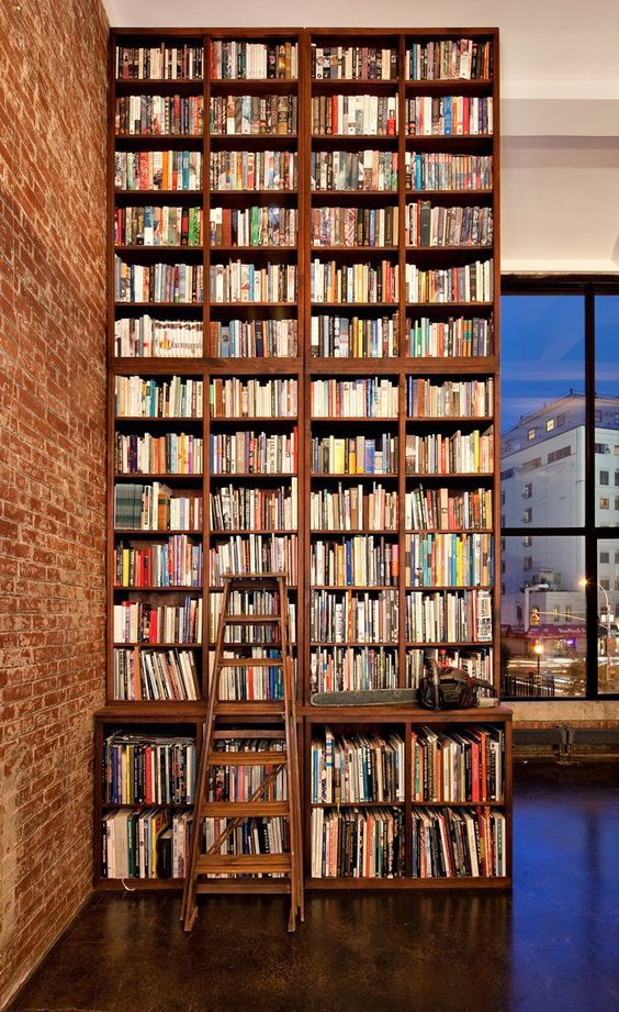 16 bookshelves that will make your jaw drop