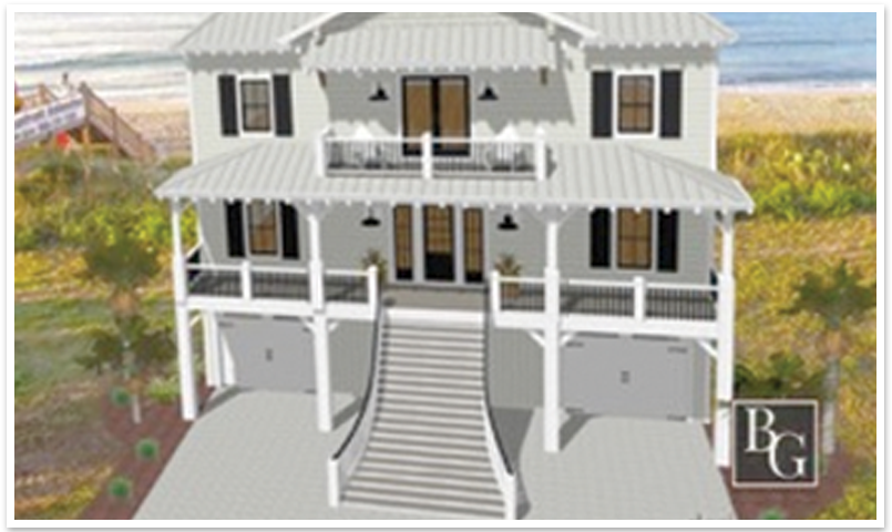 Build the home of your dreams on the North Carolina coast! - Ocean Bluff (http://www.oceanbluffnc.com/)
