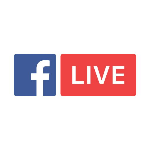 Facebook Live Logo Vector Eps Free Download Logo Facebook Facebook Live Vector Logo