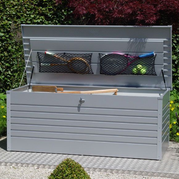 Storemore Heavy Duty Garden Storage Box 6 X 2ft Free Uk Delivery Garden Storage Garden Tool Storage Storage