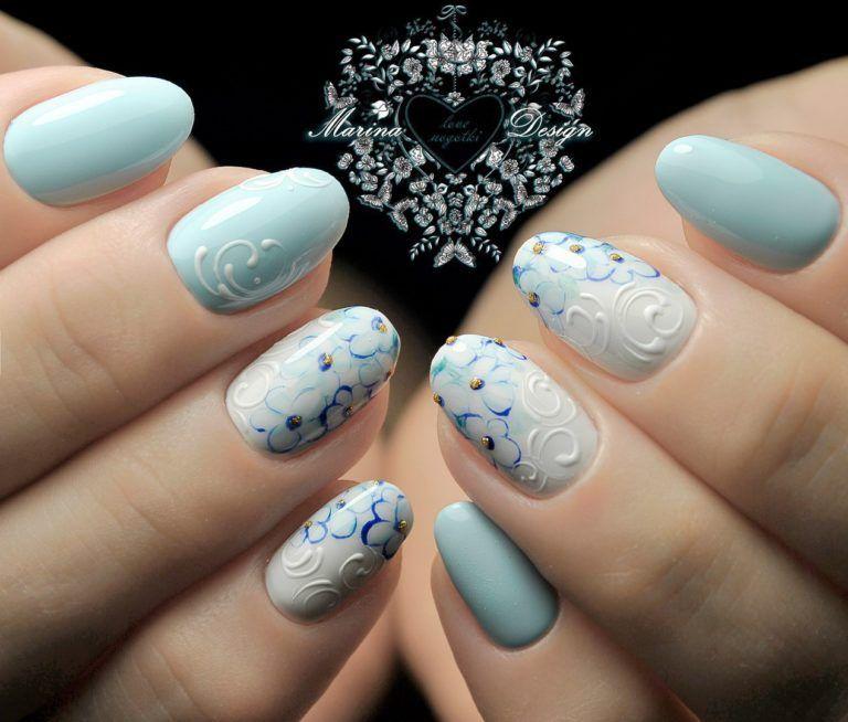 best gel nails colors designs 2018 | Nails | Pinterest | Nail color ...