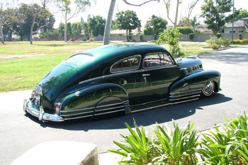 1948 Chevy Fleetline Aerosedan Pics 車