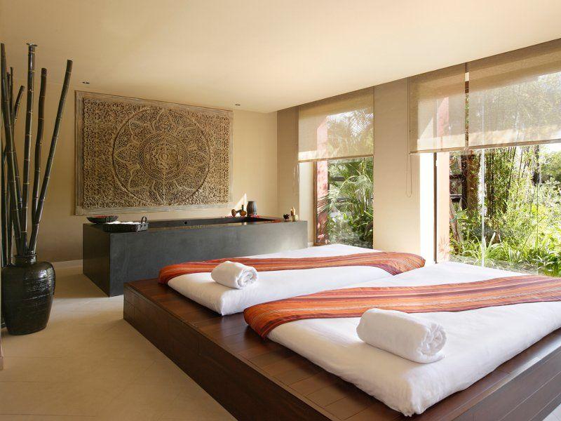 spa | Sala de masajes del hotel Barceló Asia Gardens Hotel & Thai Spa