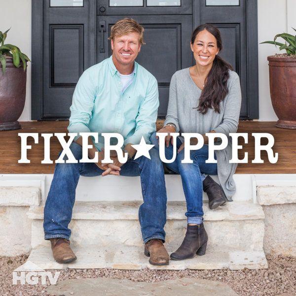 Is fixer upper on netflix