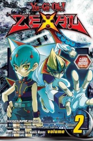 Kazuki Takahashi Shin Yoshida Yu Gi Oh Zexal Vol 2 Avec