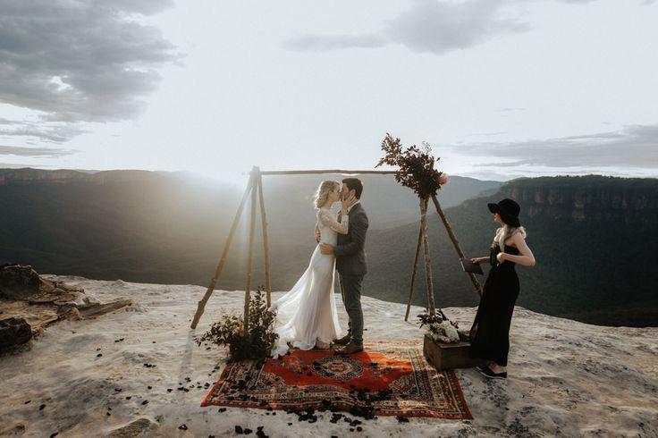 Elopement Sydney Australia - Wegging Photographer Sydney ...