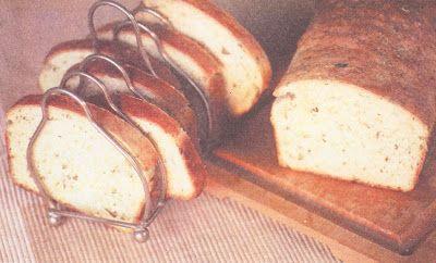 Entre ollas y sartenes: Pan de hierbas