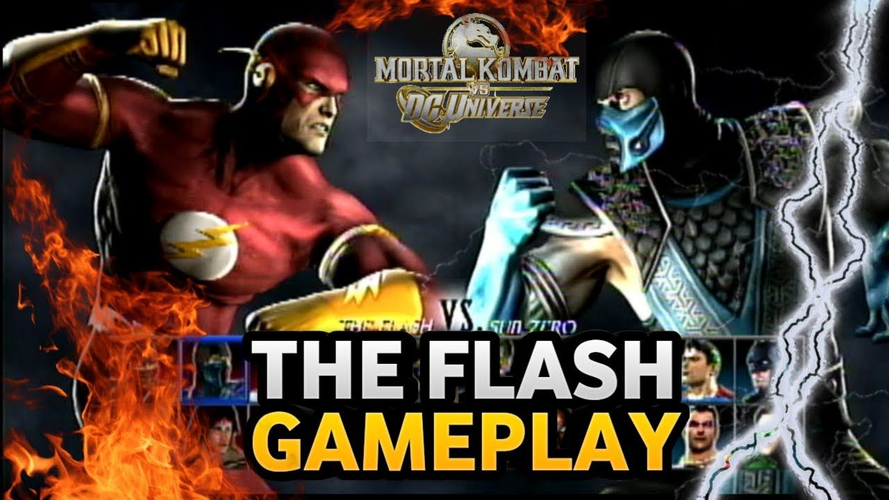 Pin on Mortal Kombat vs DC Universe