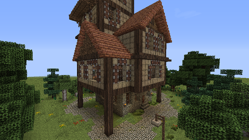 Related image minecraft pinterest minecraft designs for Medieval house design
