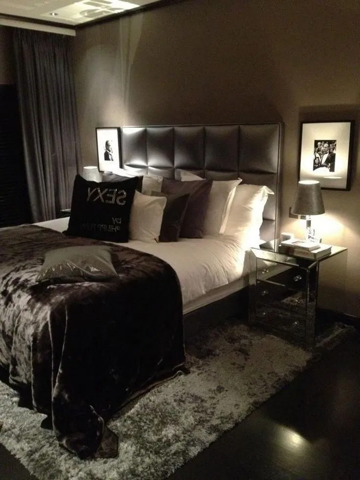 Example of romantic bedroom ideas for couples in love 27 ...