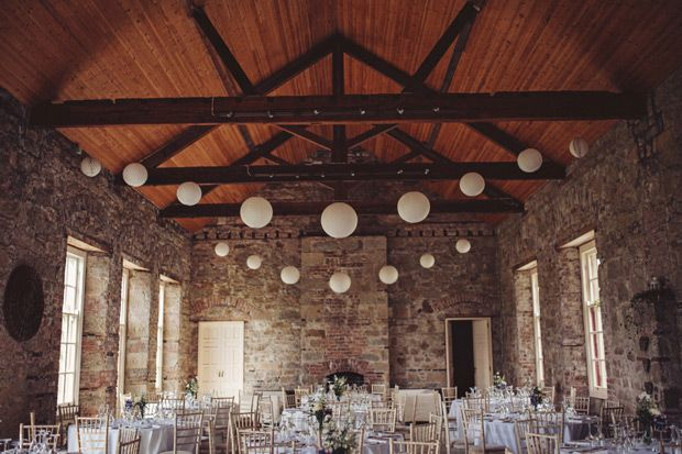 Beautiful Borris House Wedding With A Reem Acra Dress To For
