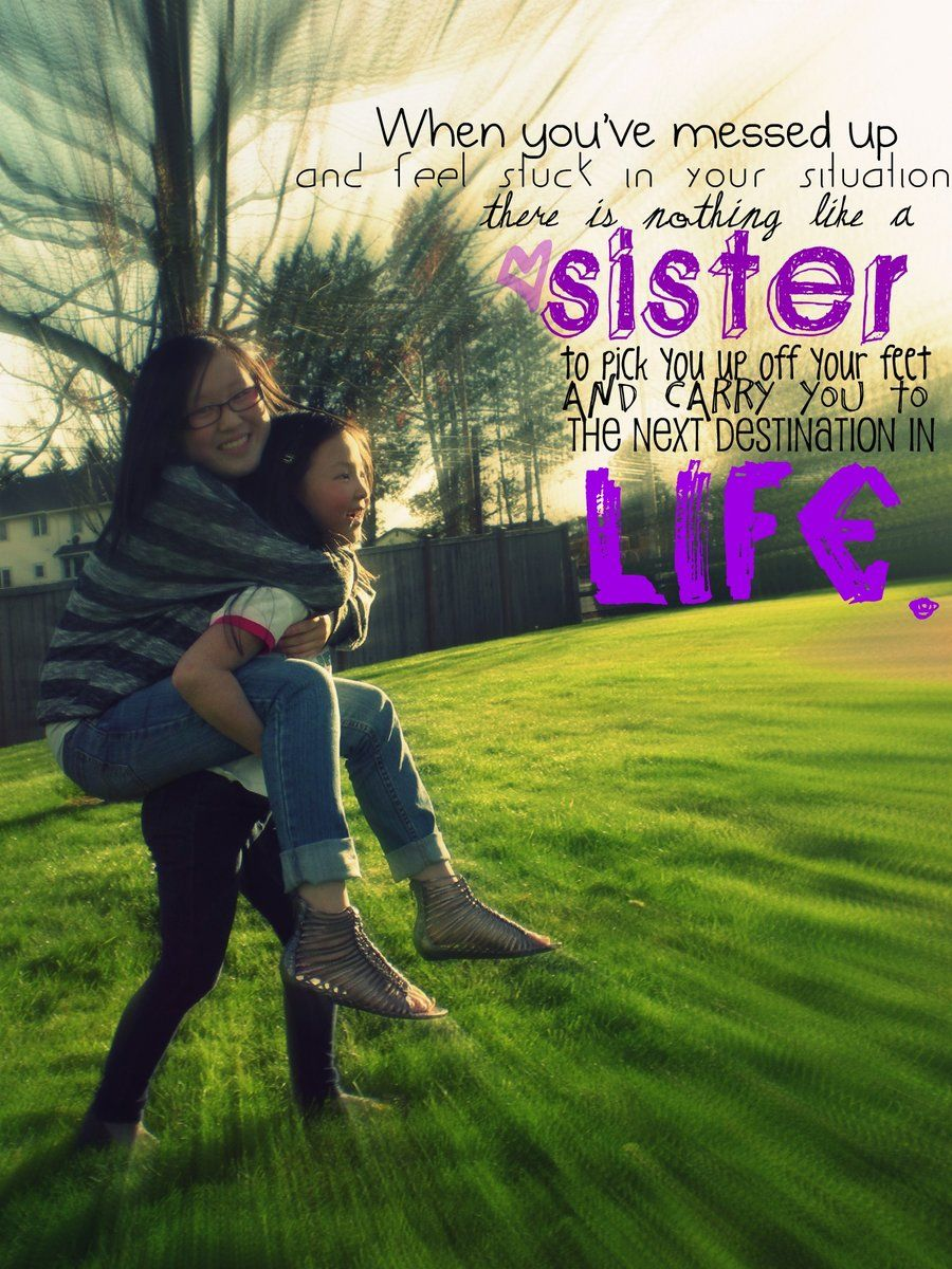 Love You Sister Quotes Sisters  Quotes  Pinterest  Citazioni Sulle Sorelle Sorella