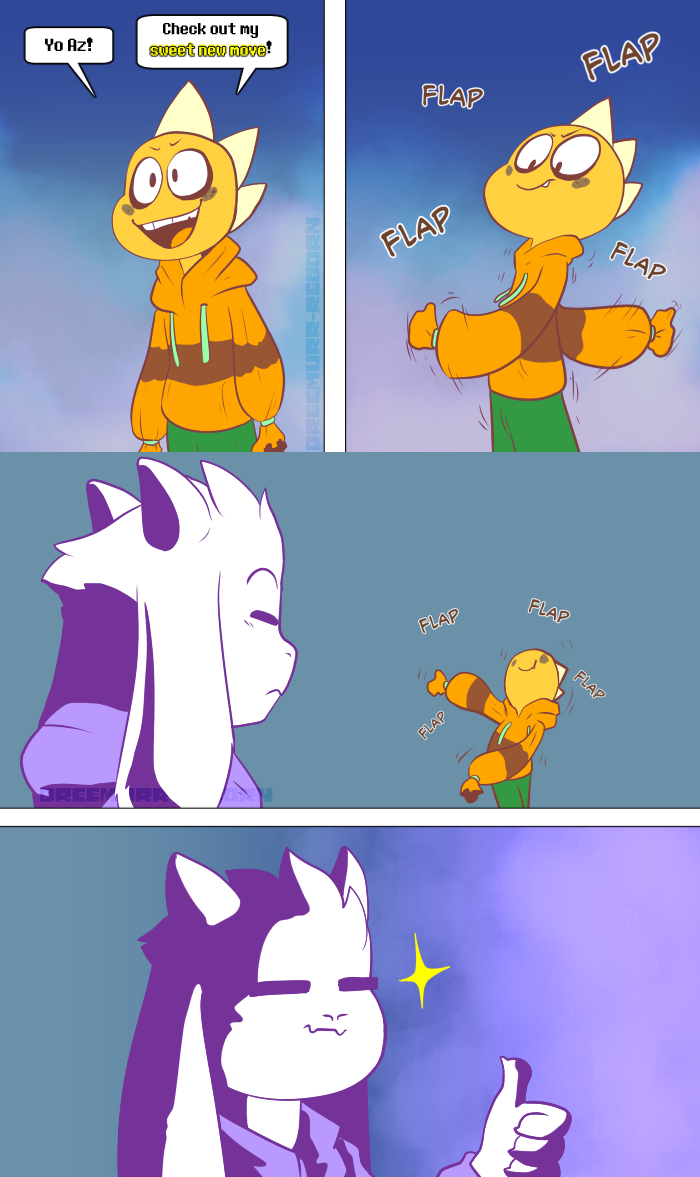 If Asriel And Monster Kid Ever Hang Out Undertale Comic Funny Undertale Comic Undertale Funny