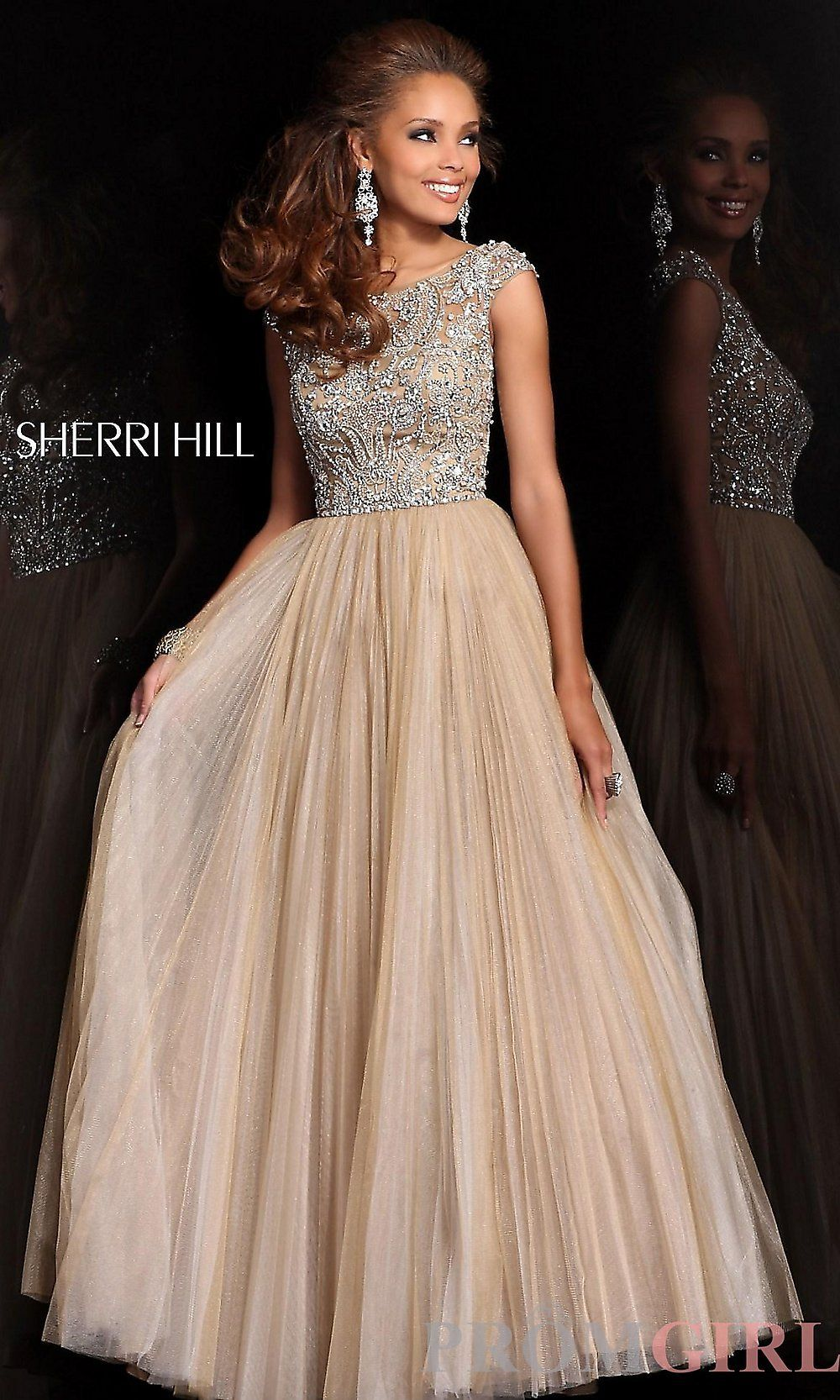 Cap sleeve gown would look gorgeous in white kati kit kat