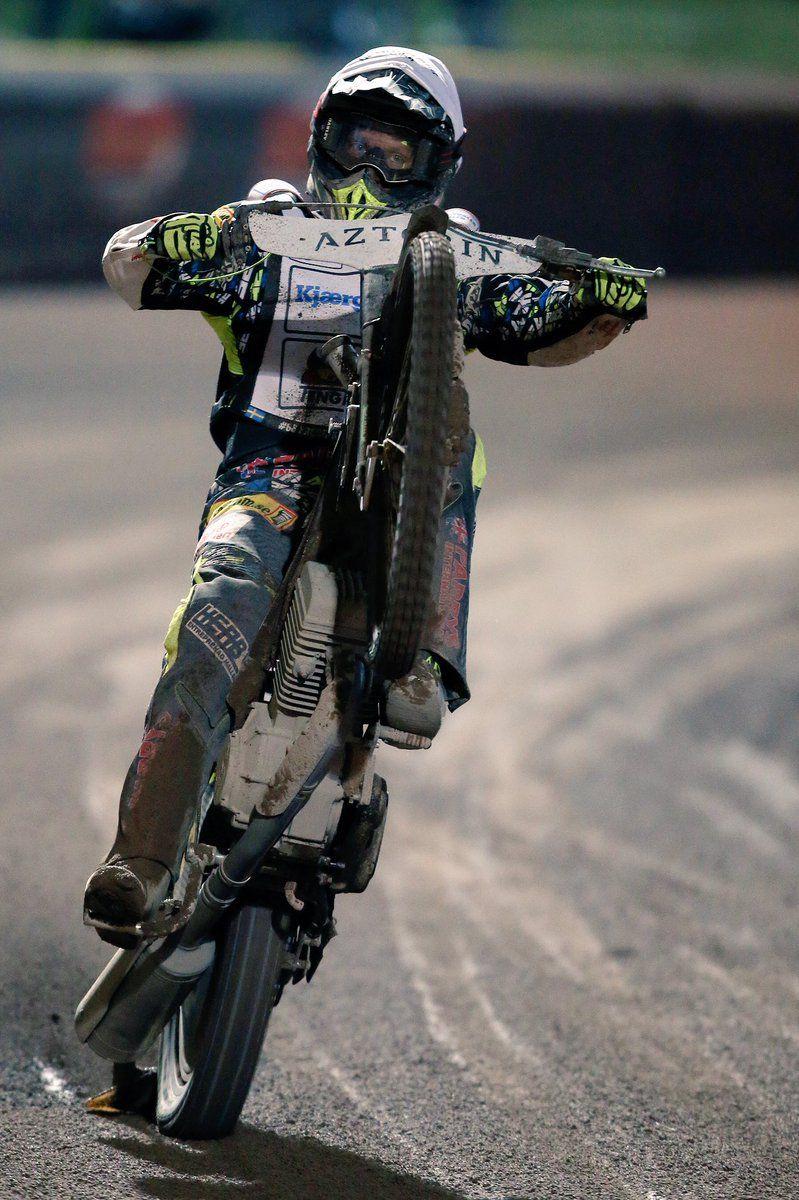 SpeedwayGP World Championship leader Fredrik Lindgren