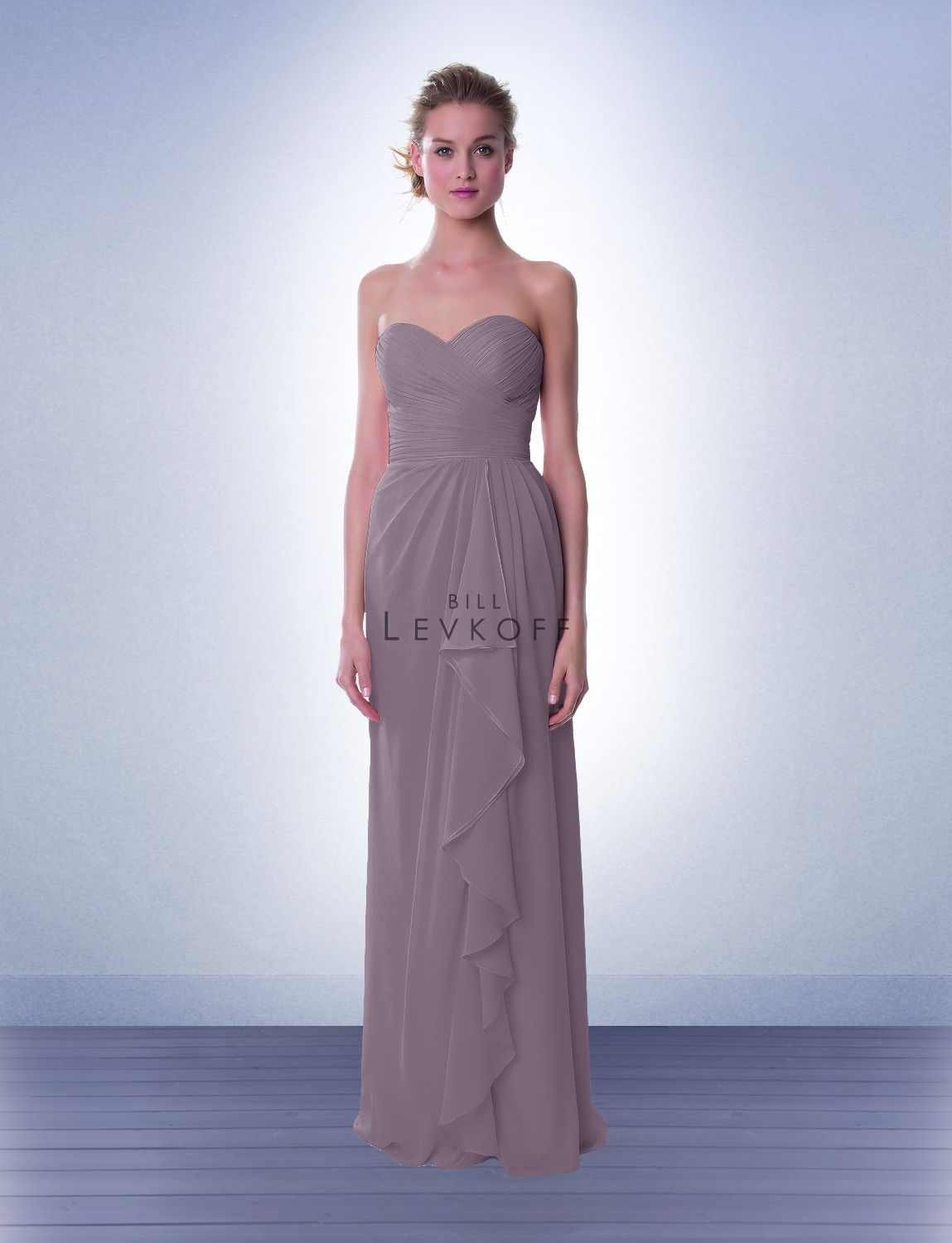 Bridesmaid Dress Style 987 - Bridesmaid Dresses by Bill Levkoff ...