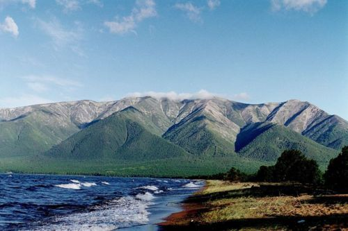 Lake Baikal is by far the world's most most wonderful lake.
