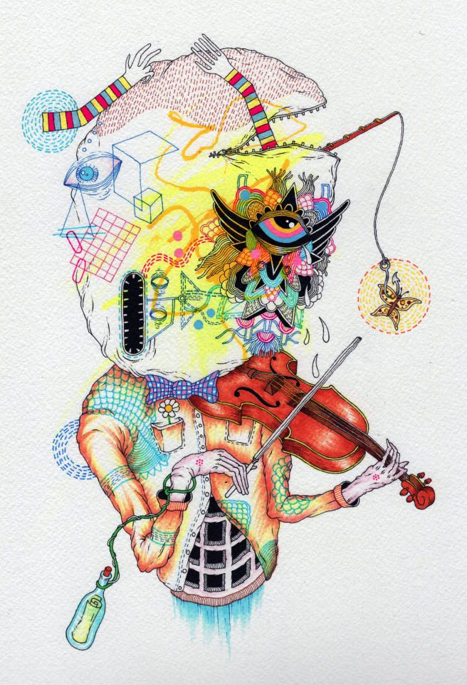 Eugene Plotnikov - Broken Ghost