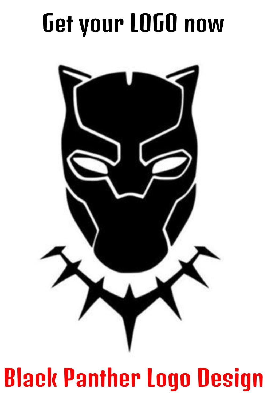 black panther logo design |black panther logo download vector|marvel  artwork | black panther drawing, panther logo, black panther art  pinterest