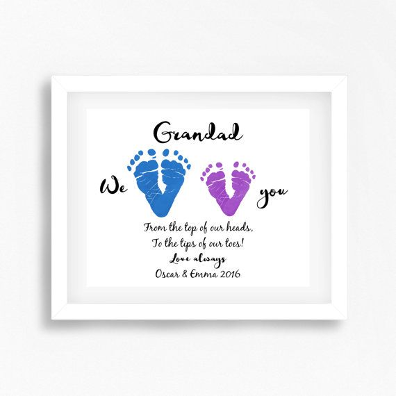 Father S Day Gift For Grandad Gift For By Perfectlittleprints Grandpa Birthday Gifts Personalized Fathers Day Gifts Grandad Gift