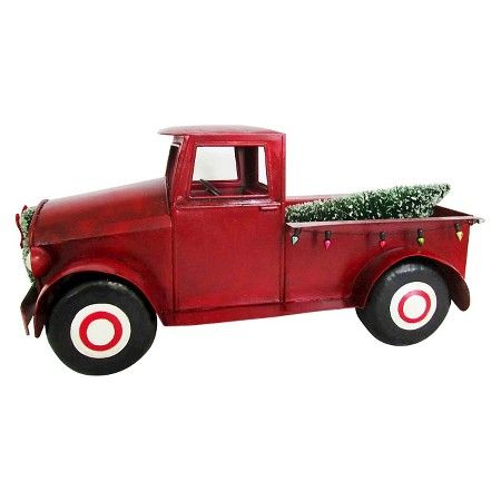 truck decor - wondershop, decorative sculpture | target, seasonal
