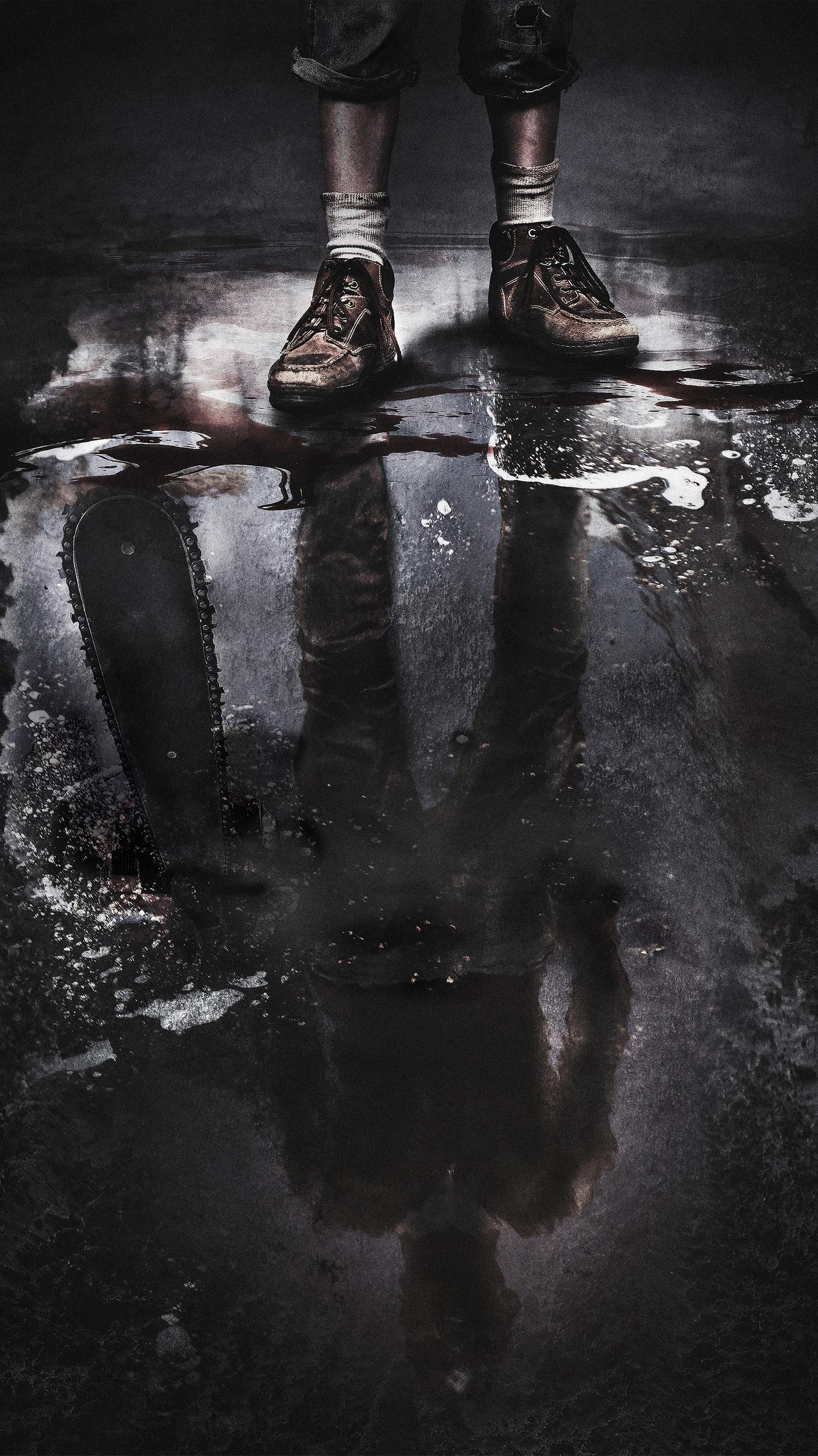 Leatherface 2017 Phone Wallpaper Moviemania Creepy Photography Zombie Wallpaper Horror Movie Icons