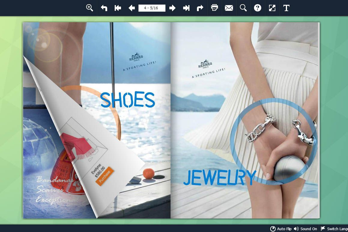scintillating best digital brochure maker software flip pdf