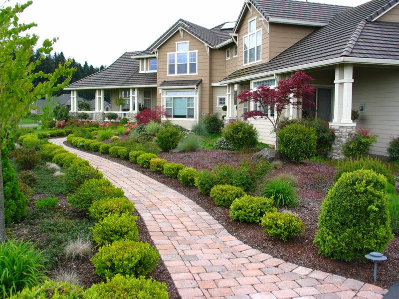 Luxury home with nice landscaping   Plan 071D-0167   House Plans and More