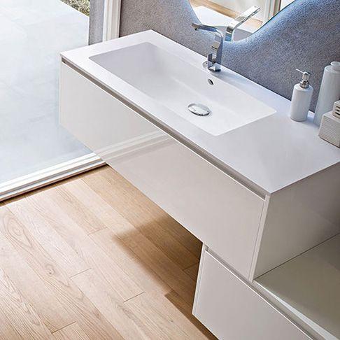 arredare un bagno piccolo, mobili bagno per piccoli spazi ... - Mobili Piccoli Bagno