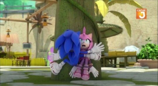 So There Are New Leaks Of The Upcoming Boom Episode And Sonamy