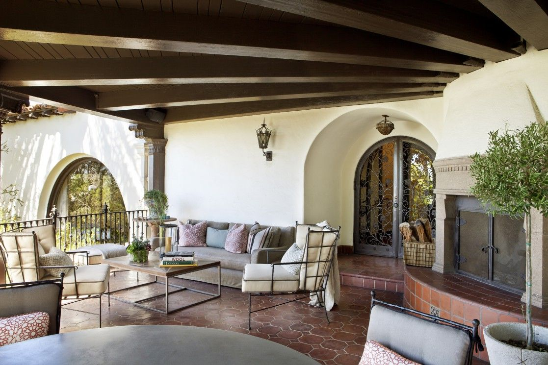 Spanish Colonial Revival Interior Design Los Angeles Interior Design Los Angeles Santa